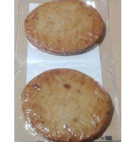 Galletas integrales de avena y quinoa con Jengibre bio