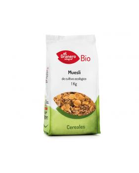 Copos suaves de avena integral Sin Gluten Bio 500gr