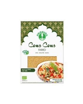 Fideos Cortos BIO con Quinoa