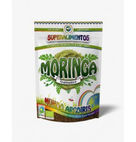 Harina integral de arroz de cultivo ecológico