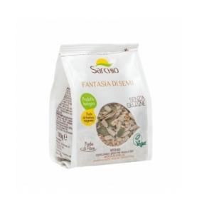 Galletas de cacao con relleno crema blanca bio 80 G