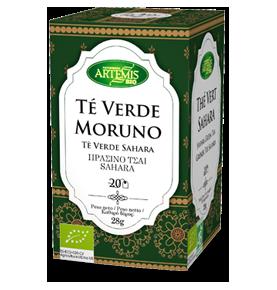 Té Verde Moruno Bio, Artemis (20 bolsitas)  de Artemis Bio