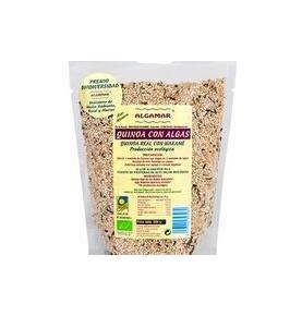 Quinoa con algas Bio, Algamar (500g)  de Algamar