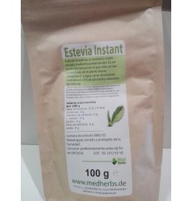 Estevia Instant ( Polvo) bio, Med Herbs (100g)SanoBio
