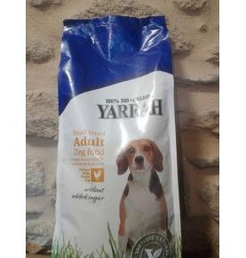 Pienso para razas pequeñas bio Yarrah (2Kg)  de Yarrah