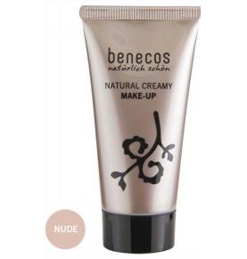 Maquillaje Crema Nude, Benecos (30ml)  de Benecos