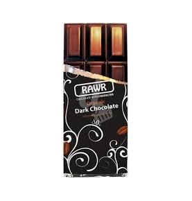 Chocolate ecológico crudivegano Puro 80%, Rawr (60g)  de RAWR