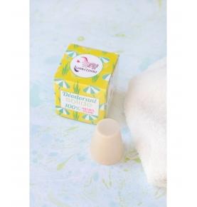 Desodorante sólido con aceite esencial Palmarosa, Lamazuna (30g)  de Lamazuna
