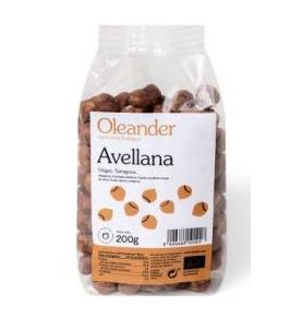 Avellana con piel Bio, Oleander (200g)SanoBio
