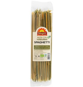 Espagueti con verduras Bio Biográ (250g)  de Biográ