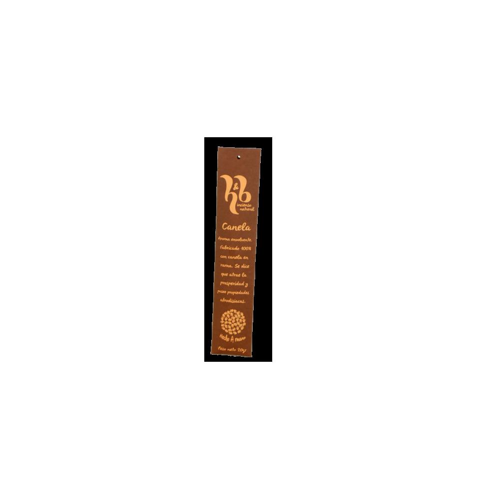 Incienso de Canela, H&B Incense (20g)  de H&B Incense