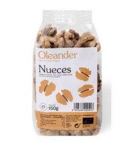 Nueces mitades Bio, Oleander (150g) SanoBio