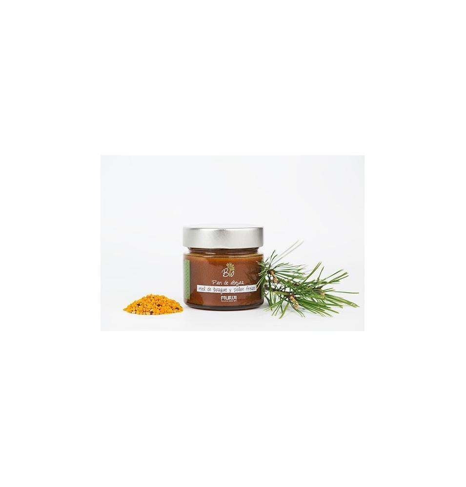 Miel de bosque con polen eco, Muria (250g)  de