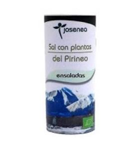 Sal para ensaladas Bio, Josenea (100g)  de Josenea