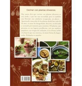 """""""Cocinar con plantas silvestres"""", Bernard Bertrand (192 pag.)  de LA FERTILIDAD DE LA TIERRA ED."""