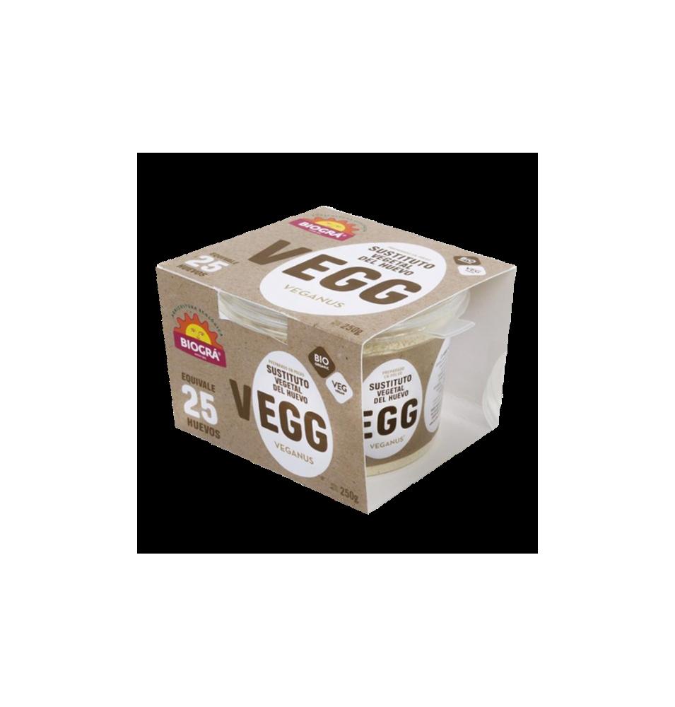 Vegg Bio, Biogra (250g)  de Biográ