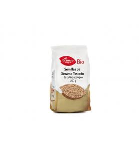 Semillas de sésamo tostado Bio, El Granero (250g)SanoBio