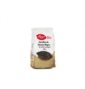 Semillas de sésamo negro Bio, El Granero (250g)SanoBio