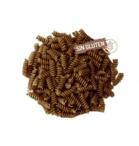 Fusilli de trigo sarraceno sin gluten Bio, El Granero (500g)  de El Granero Integral