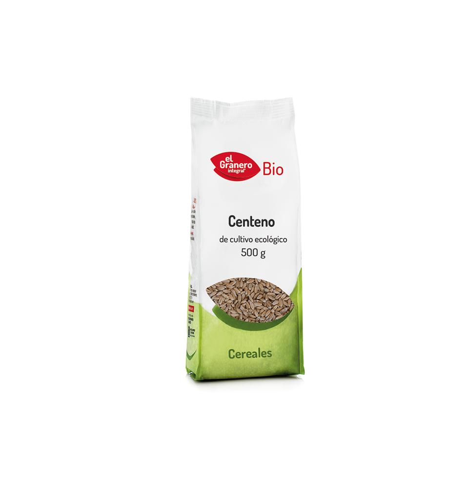 Centeno en grano Bio, El Granero (500g)  de El Granero Integral