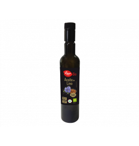 Aceite de lino Bio, El Granero (500ml)SanoBio