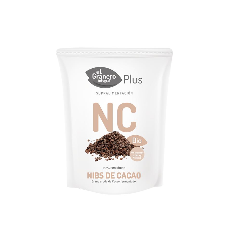 Nibs de Cacao Bio, El Granero (200g)  de El Granero Integral