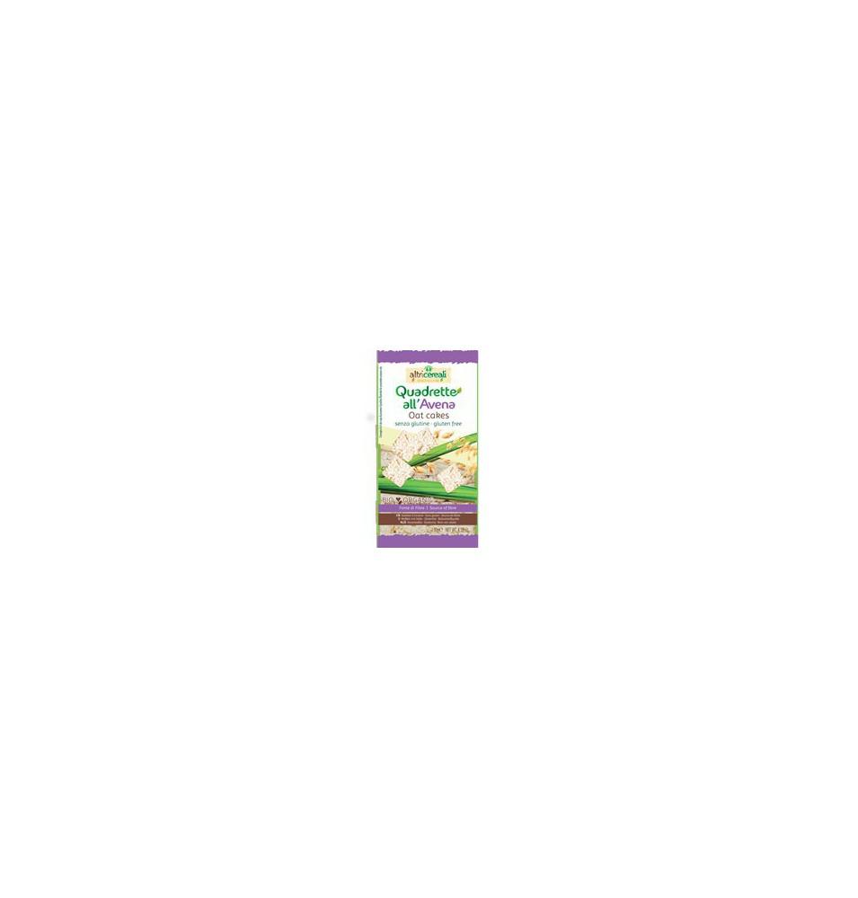 Tortitas de avena Bio Sin Gluten, Altri Cereali (120 gr)  de Altri Cereali
