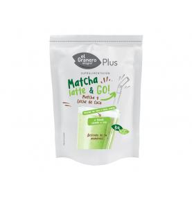 Matcha Latte & Go Bio, El Granero (150g)SanoBio