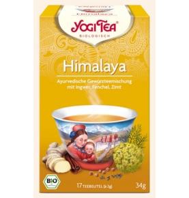 Infusión himalaya Bio, Yogi tea (17bolsas) SanoBio