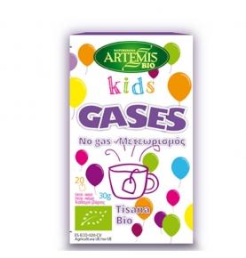 Tisana Gases Kids Bio, Artemis (20filtros)SanoBio