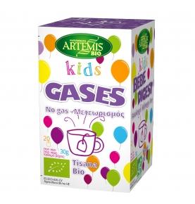 Tisana Gases Kids Bio, Artemis (20filtros)  de Artemis Bio