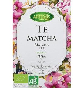 Té Matcha Blend Bio, Artemis