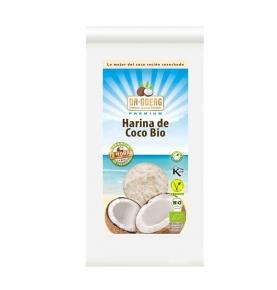 Harina de coco Bio, Dr Goerg (600g)  de DR GÖERG