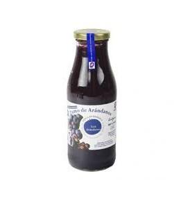 Zumo de Arándanos Bio Los Arandanos (200 ml)  de
