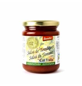 Salsa de tomate con champiñón, Cal Valls Eco (350g)  de Cal Valls