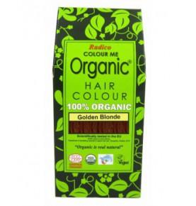 Tinte cabello vegetal rubio de Radico 100g  de Radico