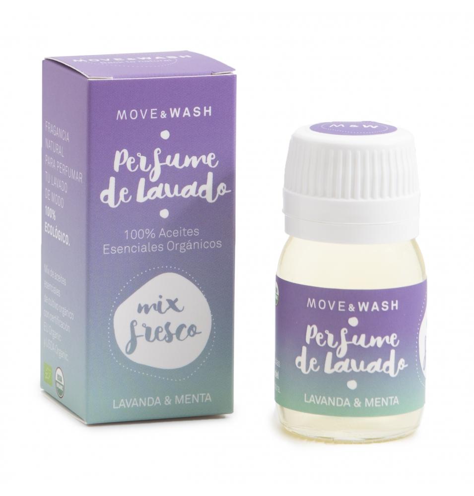 Perfume de lavado lavanda y menta, Move Wash (30ml)  de Move&Wash
