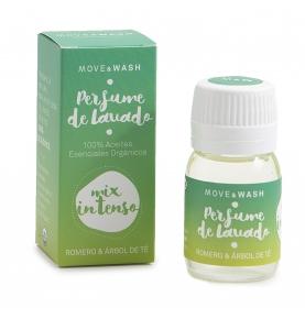 Perfume de lavado romero y árbol del te, Move Wash (30ml)  de Move&Wash