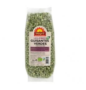 Guisantes verdes bio, Biográ (500g)SanoBio
