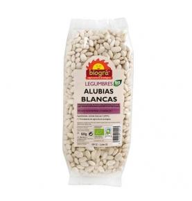 Alubia blanca Bio, Biográ (500g)SanoBio