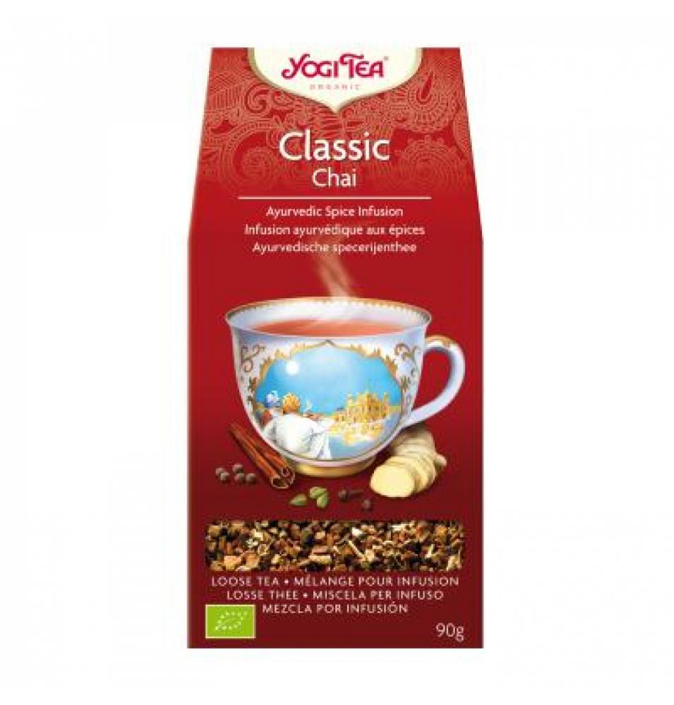 Infusión classic Chai Bio, Yogi Tea (90g)  de YOGI TEA®