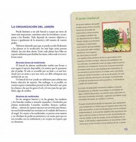 """""""El jardín medicinal autosuficiente"""", Fernando López (172pag)  de LA FERTILIDAD DE LA TIERRA ED."""