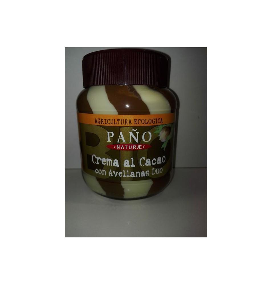 Crema al cacao con avellanas duo Eco Paño (400 g)  de Paño