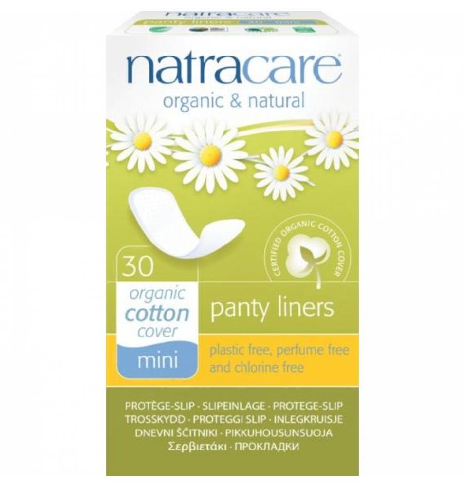 Protegeslip Normal Mini Bio, Natracare (30 Uni)  de NATRACARE