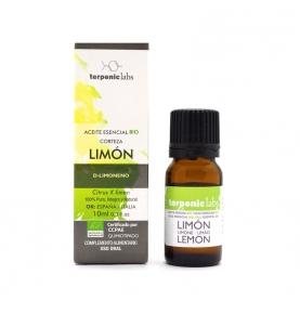 Aceite Esencial Limón Bio, Terpenic (10ml)