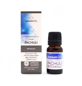 Aceite Esencial Pachuli Bio, Terpenic (10ml)  de Terpenic Labs