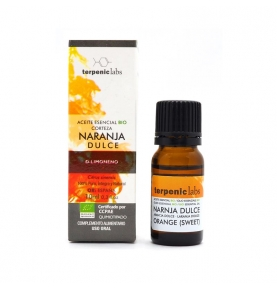 Aceite Esencial Naranja Dulce Bio, Terpenic (10ml)