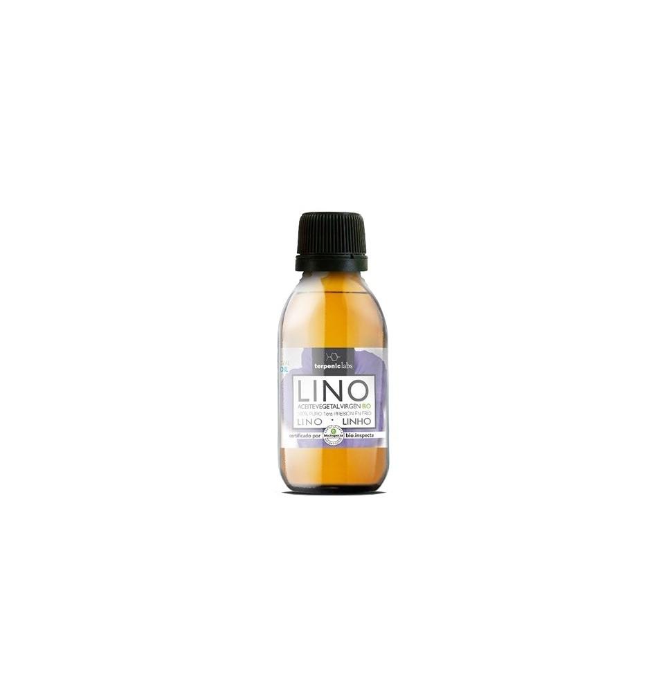 Aceite vegetal lino Bio, Terpenic (250ml)  de Terpenic Labs