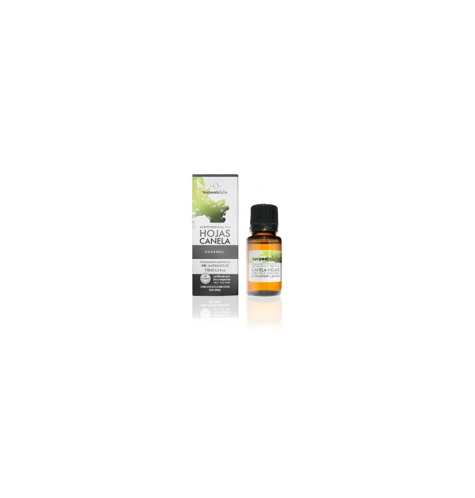 Aceite Esencial Canela Hojas Bio, Terpenic (10ml)  de Terpenic Labs