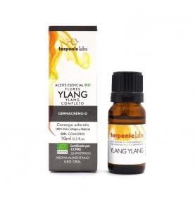 Aceite Esencial Ylang Ylang Bio, Terpenic (10ml)